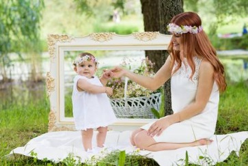 Show your love for Mommy's Angel Contest at CIH