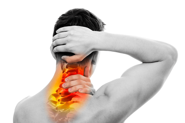 What are the possible causes of neck pain?