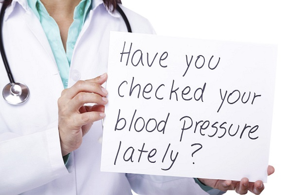 Have you check your blood pressure lately?